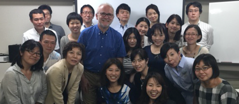 Ray Teaching in Japan