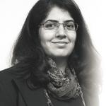 Asha Ganesan Sen headshot