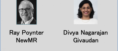 Ray Poynter and Divya Nagarajan