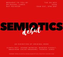 Semiotic Debut